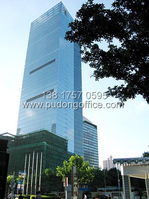 越洋广场静安商务中心(上海静安服务式办公室)_上海创意园