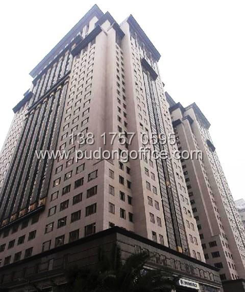 华敏翰尊国际广场上海长宁商务中心(上海服务式办公室)_上海创意园