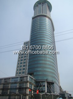 国际航运金融大厦-上海商务中心_上海创意园