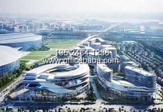虹桥世界中心-上海虹桥商务区服务式办公室_上海创意园