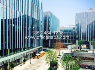 虹桥万科中心-上海虹桥商务区商务中心_上海创意园
