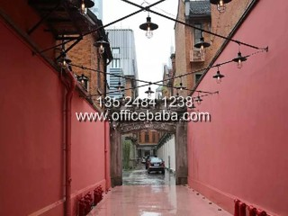 威海路联合办公-上海静安联合办公_上海创意园