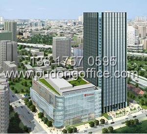 古北国际财富中心(上海长宁商务中心)_上海创意园