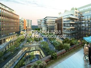 虹桥绿谷广场-上海虹桥商务区服务式办公室_上海创意园