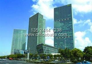浦东嘉里城-上海浦东联合办公_上海创意园