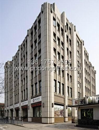 复兴商厦商务中心(上海服务式办公室)_上海创意园